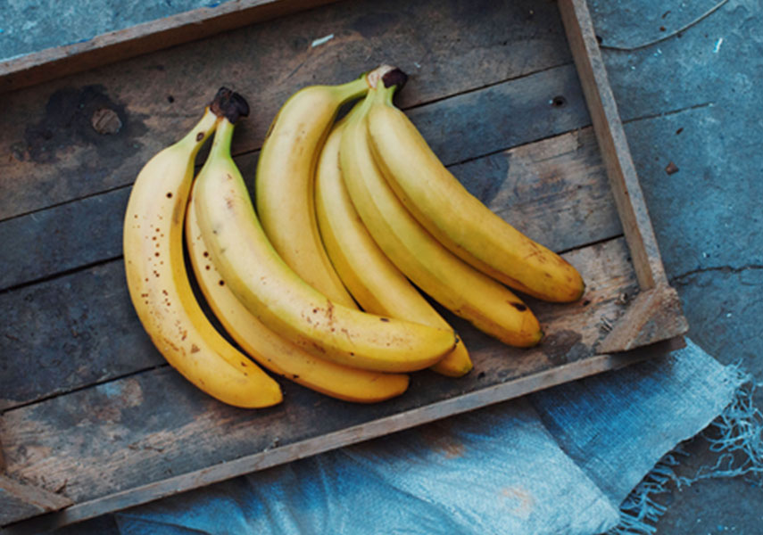 Seven Ways to Heal with Bananas